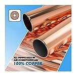 Daikin 1.5 Ton 3 Star Series RKT50TV16VC / FTKT50TV16VC Inverter Split AC, White