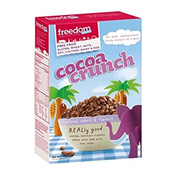 Amazon freedom foods cocoa crunch cereal 10 oz freedom foods cocoa crunch cereal 10 oz ccuart Images