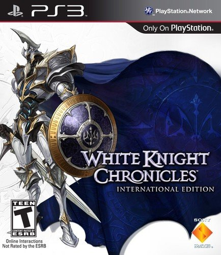White Knight Chronicles International Edition - Playstation 3 (Paris Chronicle Books)