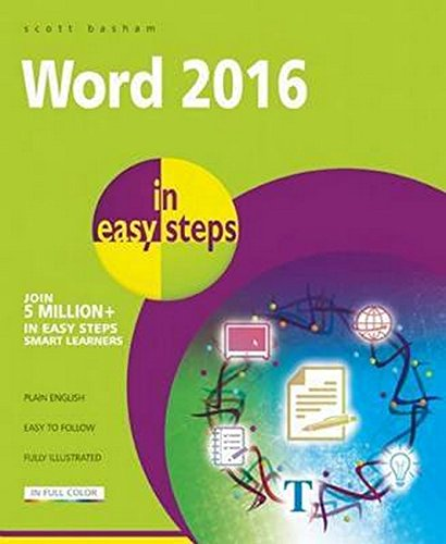 Download Word 2016 in easy steps ebook