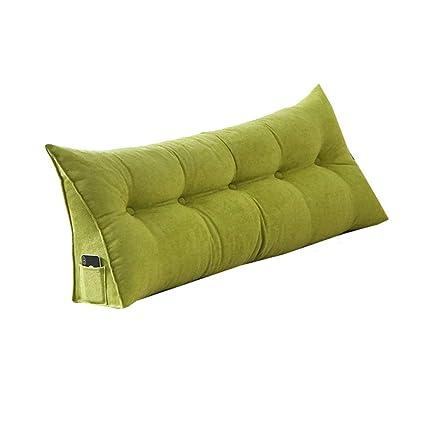 Cojín triangular/almohada de poliéster para cama de ...
