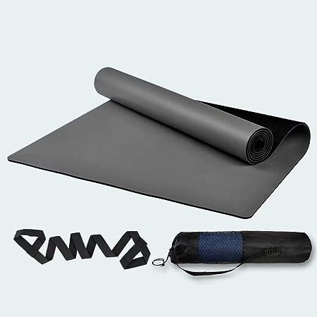 Yoy-mat Estera de Ejercicio de Yoga de 5 mm - Antideslizante ...