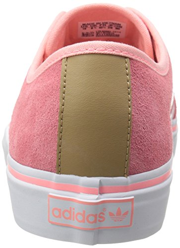 adidas Originals Women's Adria Lo WMN Lace-Up Sneaker Light Flash Red/White/White NiFC8e1MpM