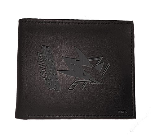 Team Sports America San Jose Sharks Bi-Fold Wallet