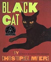 Black Cat (Coretta Scott King Illustrator Honor Books)
