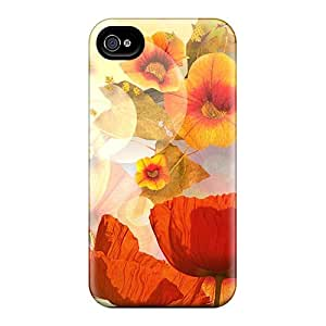 Ideal WPugh Case Cover For Iphone 4/4s(an Autumn To Remember), Protective Stylish Case