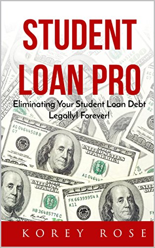 B.e.s.t Student Loan Pro: Eliminating Your Student Loan Debt Legally! Forever!<br />[P.P.T]