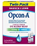 Allergy Eye Drops by Bausch & Lomb, for Itch