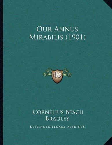 Download Our Annus Mirabilis (1901) pdf epub
