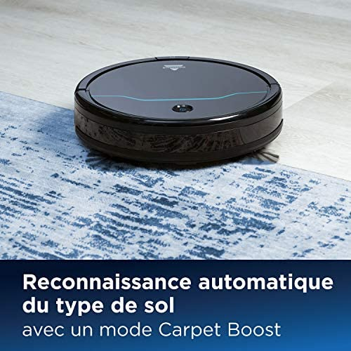 BISSELL EV675 | Aspirateur robot multi-surfaces | autonomie de 100 minutes | 2601N