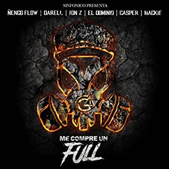 Sinfonico Presenta Me Compre Un Full Real G Remix Explicit By ñengo Flow Casper Magico And Sinfonico Featuring Darell Ele A El Dominio Jon Z And Mackie On Amazon Music