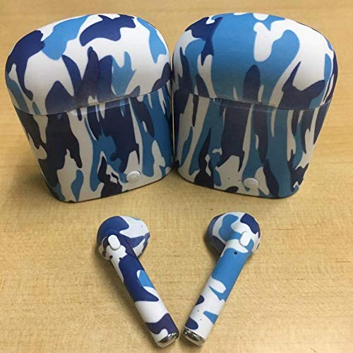Amazon.com: Biback HandsFree Noise Cancelling i7s TWS Camo in-Ear Earbuds Wireless Stereo Ear Mini Bluetooth Headset: Electronics