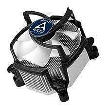 ARCTIC Alpine 11 Rev. 2 CPU Cooler-Intel, Supports Multiple Sockets, 92mm PWM Fan at 23dBA