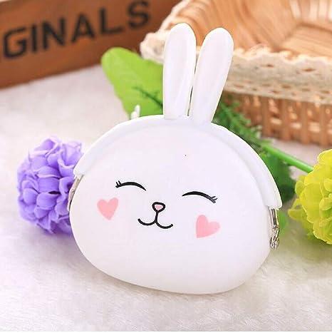 Xigua Melon - Monedero de silicona con diseño de conejo de ...