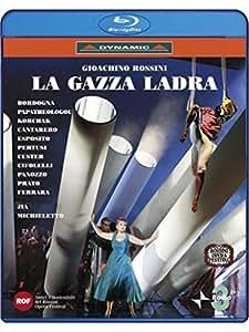 Gazza Ladra [Blu-ray] [Import]