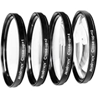 Walimex 62mm Macro Close-up Lens Set (Pack of 4)