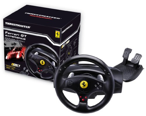 Guillemot Ferrari GT Racing Wheel
