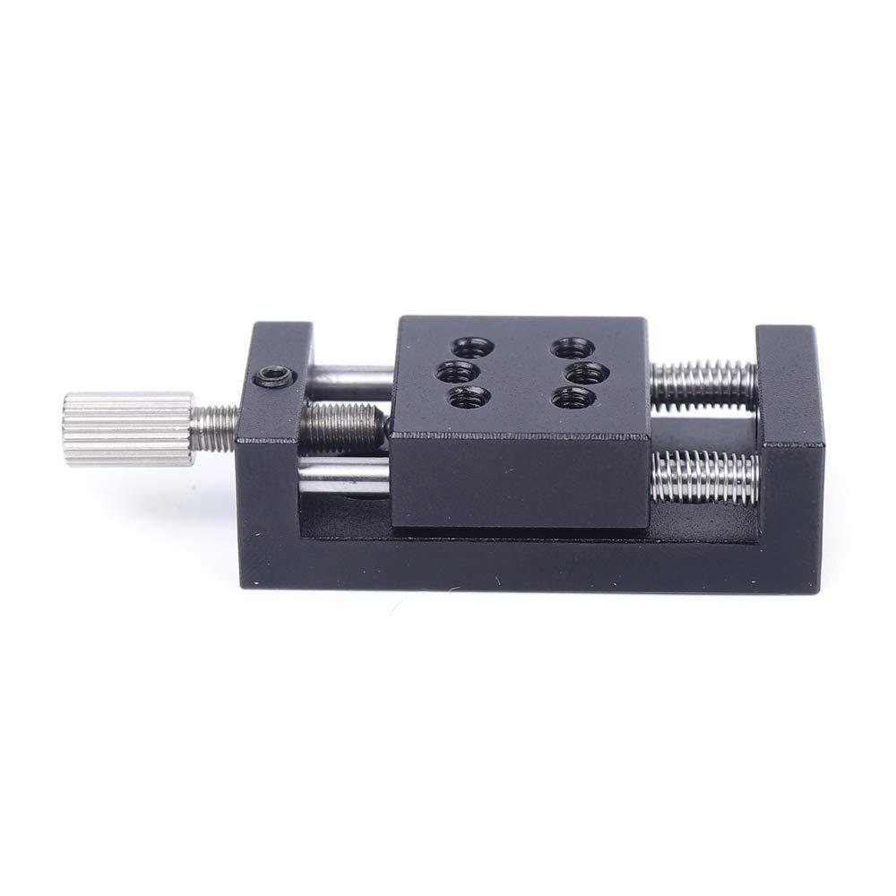 Precise Translation Guide Platform Optical Sliding Table Miniature Manual Stage 10mm USA Stock PT-SD10-20 Precision Slide