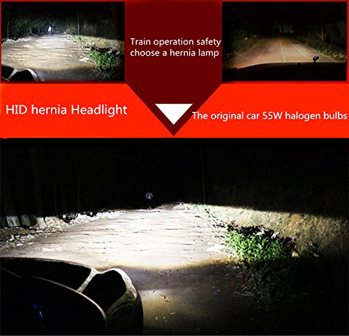 Headlight Hi Hid low xenon 55w 3000 Conversion 2 12000k 2pcs Bulb Kit Bulbs H4 Bi xWc0EgA1Aq