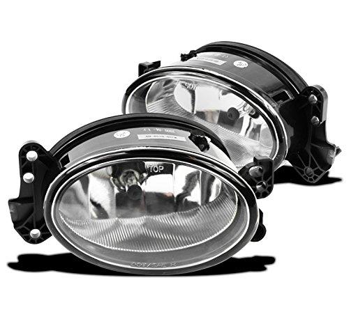 02 mercedes benz g500 fog lights - 4