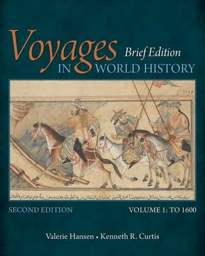 Voyages In World History,Brief Ed. V.1