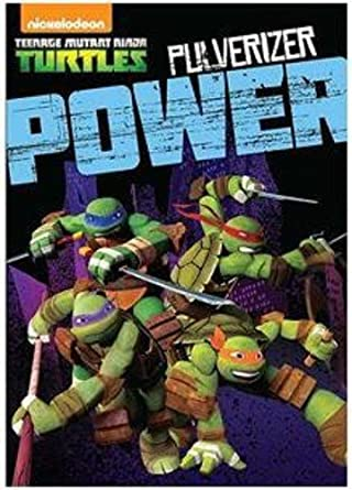 Amazon.com: Teenage Mutant Ninja Turtles: Pulverizer Power ...