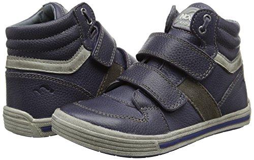 Bambino Randy Sneaker Noël Collo A Alto bleu Bleu f8CXRqX