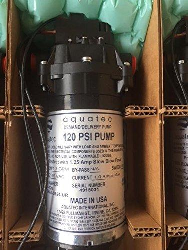 Aquatec DDP 5800 115V 120 PSI 1.3 GPM Pump