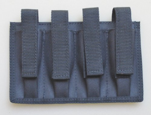 Quad Magazine Pouch for WALTHER P22 Standard - 22a Smith And Wesson Magazine
