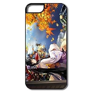 Alice7 Geisha Anime Case For Iphone 5,Nerd Iphone 5 Case