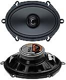 BOSS Audio BRS5768 80 Watt, 5 x 7 Inch, Full Range, Replacement Car Speaker (Sold individually)