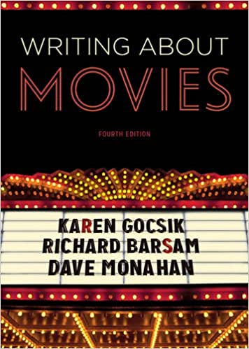 Amazon writing about movies fourth edition 9780393265231 writing about movies fourth edition fourth edition fandeluxe