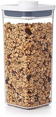 Recipiente OXO 11233900UKNEW Pop Good Grips – Armazenamento hermético de alimentos – 1,7 litros para grãos sec