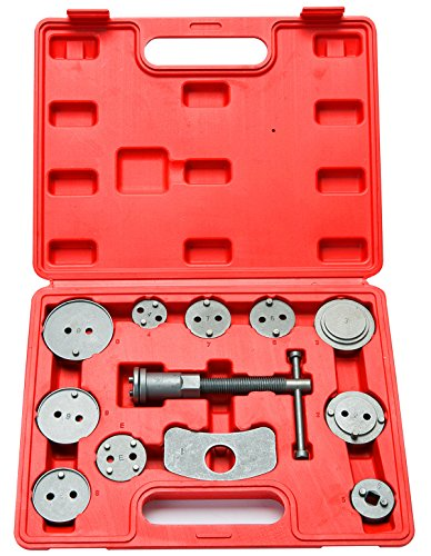 (8MILELAKE 12pcs Disc Brake Caliper Wind Back Tool Kit)