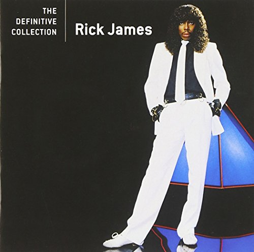 CD : Rick James - Definitive Collection (Remastered)