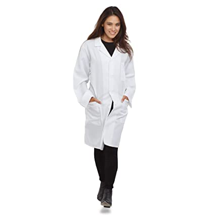 Dress up America - Disfraz Unisex Doctor Lab Adultos y niños, 165 ...