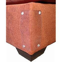Cat Scratch Guard Furniture Protectors (7 x 4 1/2 inch - 2 Pack)