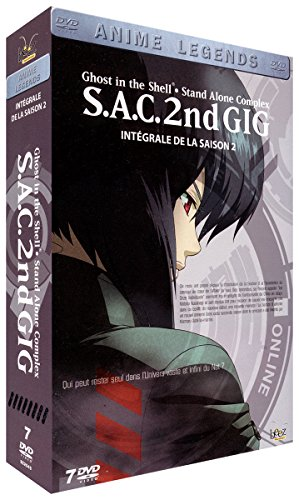 Stand Integral (Ghost in the Shell [Stand Alone Complex] - Intégrale Saison 2 (7 DVD))