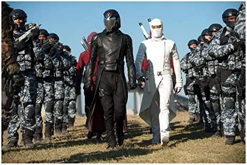 G I Joe Retaliation Byung Hun Lee As Storm Shadow And Luke Bracey As Cobra Commander Walking Tall 8 X 10 Inch Photo At Amazon S Entertainment Collectibles Store