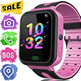 Kids Phone Smart Watch for Boys Girls - Kidaily GPS Tracker Outdoor Watch
