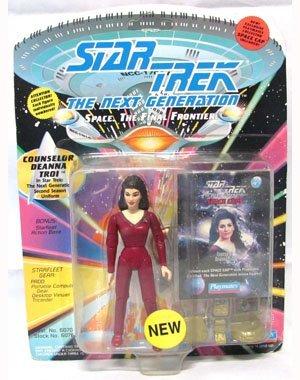 Star Trek The Next Generation Counselor Deanna Troi