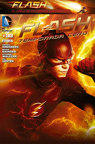 Descargar Libro Flash: Temporada Cero 2 Andrew Kreisberg