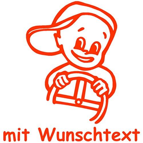 Motiv 143 - 20 Farben und 11 Schriftarten w/ählbar 16 cm Babyaufkleber mit Name//Wunschtext