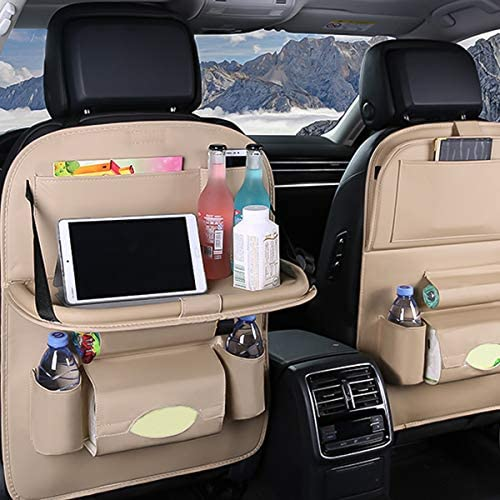 AUTO schie organizer sedile posteriore Borsa ripiano AUTO TASCA ORGANIZZATORE supporto