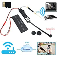 Wiseup™ 8GB 1280x720P Wifi Network FPV Camera Motion Activated Security DVR Video Recorder Support Android iPhone APP Remote View