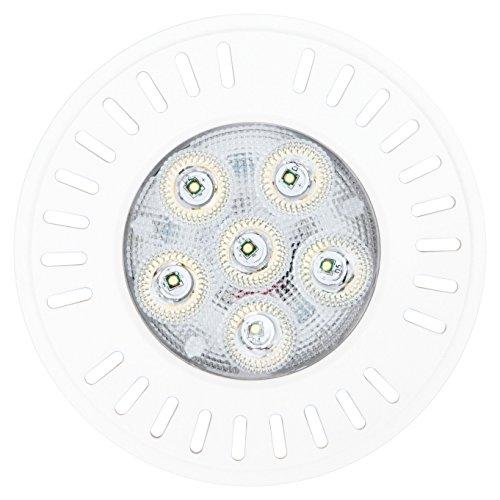 Verbatim AR111 G53 - Bombilla LED, 16 W, luz blanca cálida: Amazon.es: Iluminación