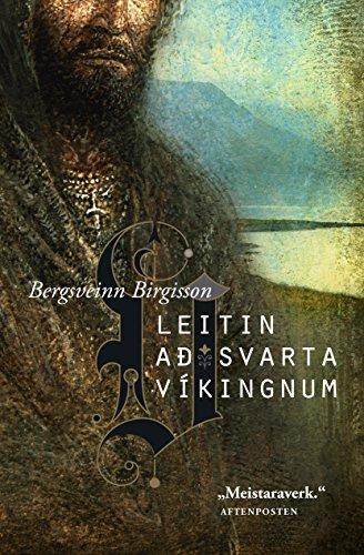 Leitin að svarta víkingnum (Icelandic Edition)