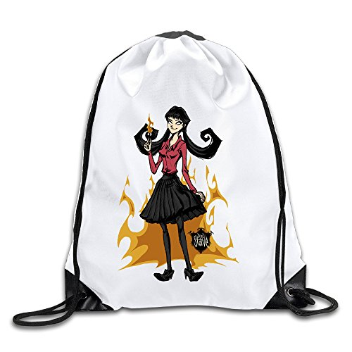 Price comparison product image LCNANA Don't Starve Together Willow Fancy One Size Rope Bag