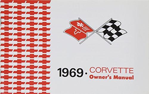 1969 Corvette Owner's Manual, Operation & Maintenance