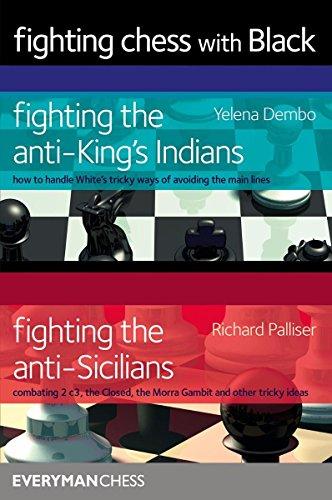 Fighting Chess With Black - Yelena Dembo, Richard Palliser